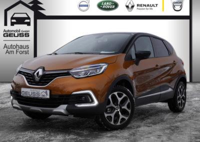 Der Renault Captur: Moderner und anpassbarer Crossover