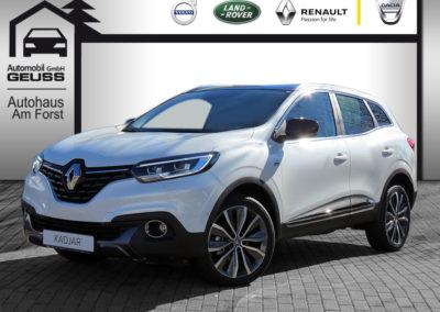 Renault Kadjar: Zuverlässig. Stark. Sportlich
