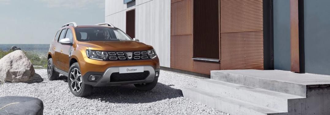 DER NEUE DACIA DUSTER – Deutschlands günstigster SUV
