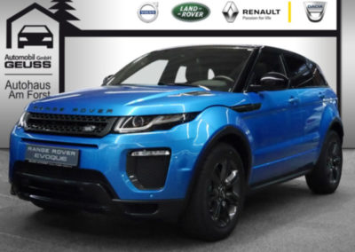 Range Rover Evoque LANDMARK EDITION