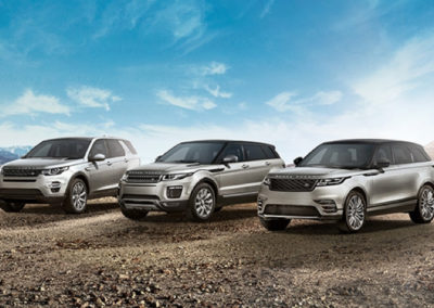 LAND ROVER PERFORMANCE – LEASING