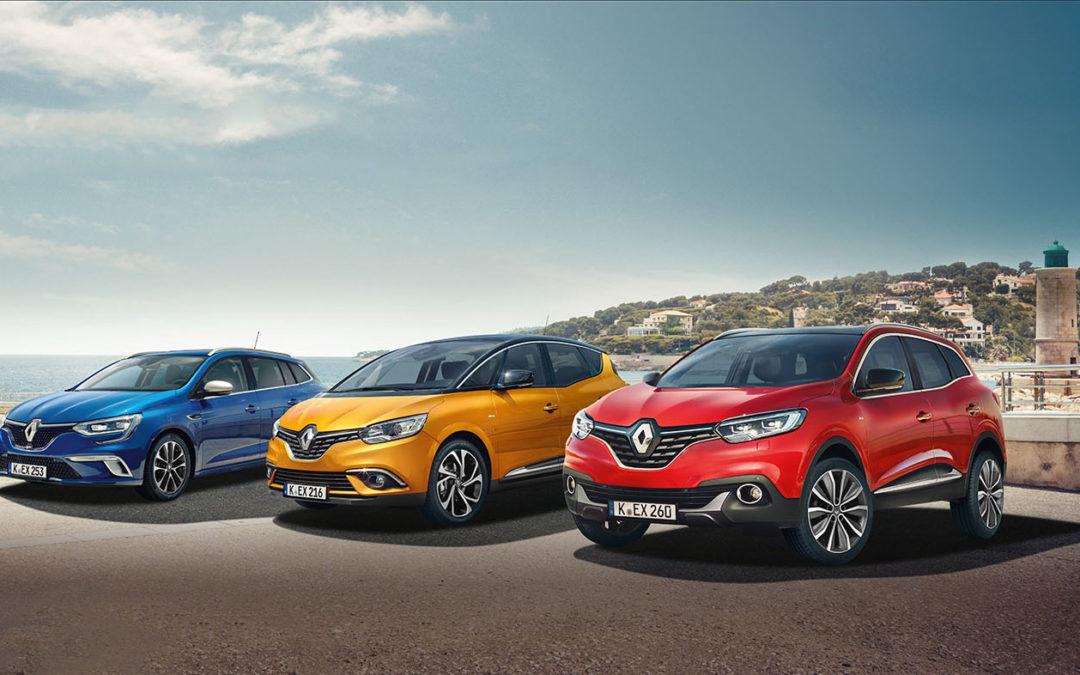 Am 17. März ist Renault Tag beim Autohaus Am Forst