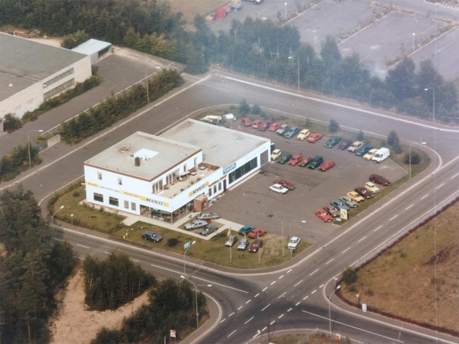 Autohaus 1982
