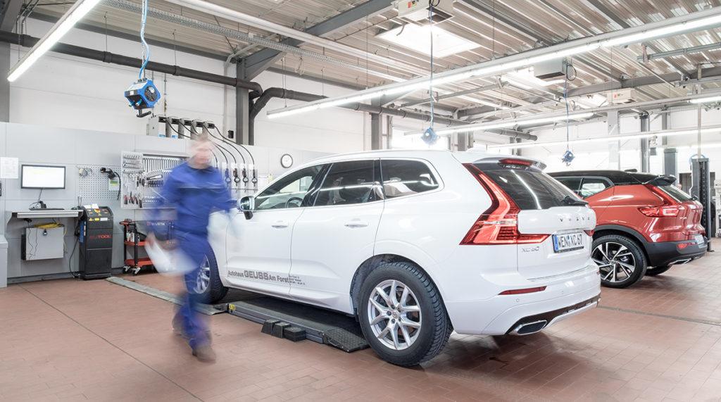 Zertifizierung VolvoPersonalService-Team (VPS)