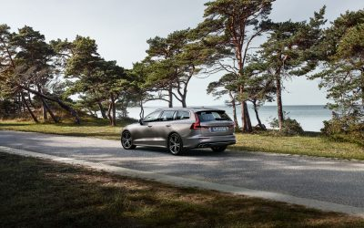 Der neue Volvo V60 – ab sofort bei uns!