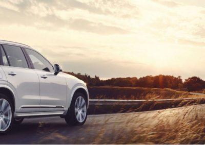 Entspannt luxuriös: Der Volvo XC90