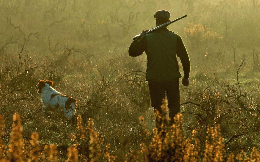 Wir laden ein zum Jäger-Event