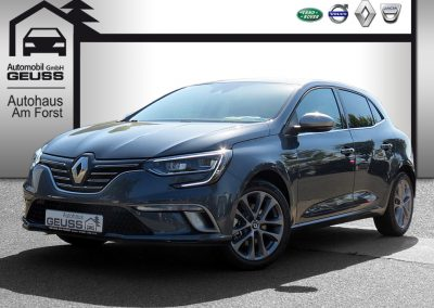 Tageszulassung: Renault Megane 1.6 dCi 130 Intens