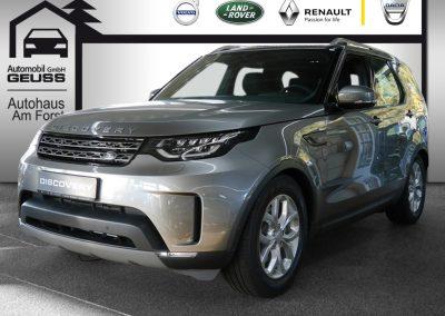 Unser Angebot: Land Rover Discovery Vorführwagen