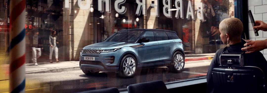 Der Range Rover EVOQUE – jetzt bei uns!