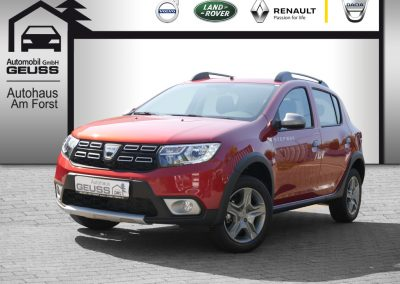 Gleich mitnehmen: Dacia Sandero Stepway