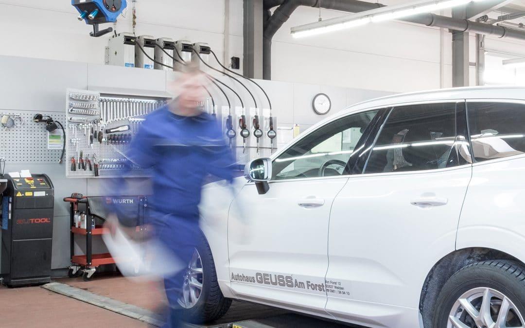 Volvo Sicherheitsgarantie