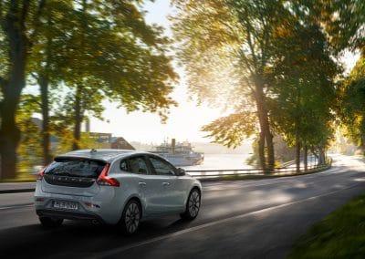Der Volvo V40 verabschiedet sich mit tollen Angeboten