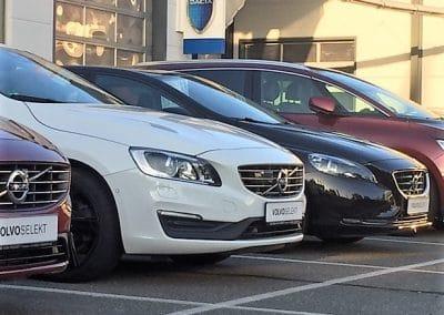 Gebrauchtwagen-Wochen bei Volvo