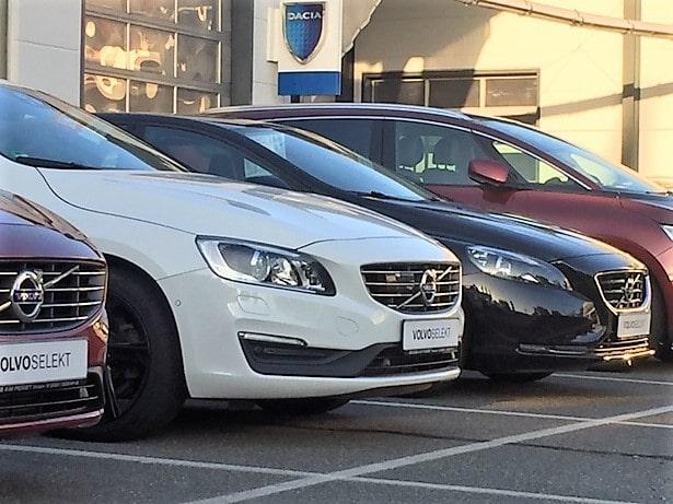 Volvo-Gebrauchtwagenwochen im Oktober