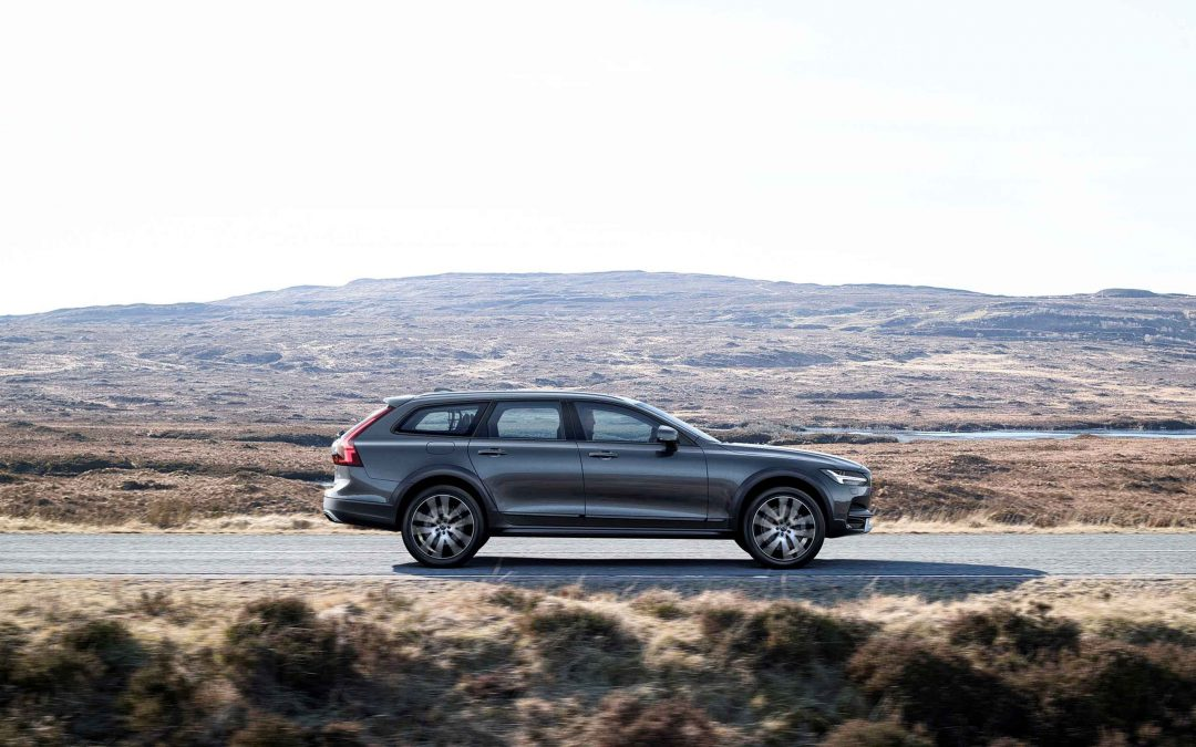 Full Service Leasing Volvo V90 Cross Country